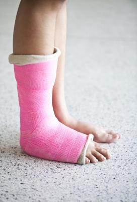 מפרק הקרסול וכף הרגל - פציעות, כאב וטיפול