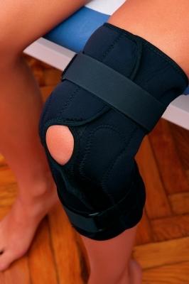 מפרק הברך כאבים, פציעות ושיקום