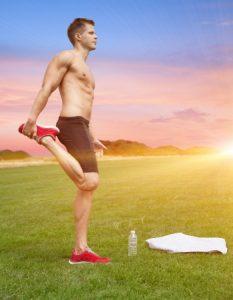 האם נחוץ לעשות חימום לפני אימון?