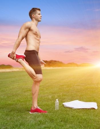 האם באמת נחוץ לבצע חימום לפני אימון ?